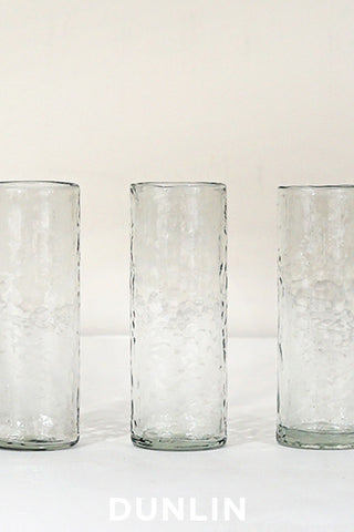 Ripple Glass Tall Narrow