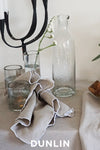 Dunlin French Linen Table Runner in Flax - DUNLIN™ Home Australia - 2