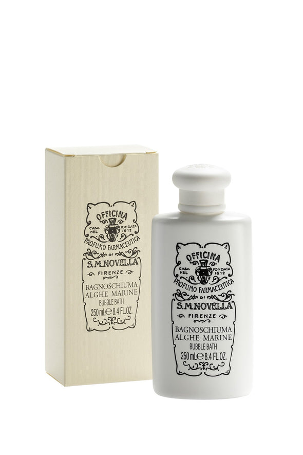 Santa Maria Novella ALGHE MARINE BODY WASH/ BUBBLE BATH MELOGRANO-Dunlin Home