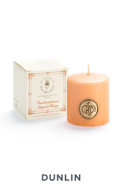 Santa Maria Novella - Angels of Florence Scented Candle-Dunlin Home