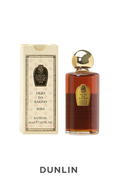 Santa Maria Novella - Bath Oil Rose-Dunlin Home