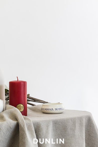 Santa Maria Novella - Ceramic Candle Holder-Dunlin Home
