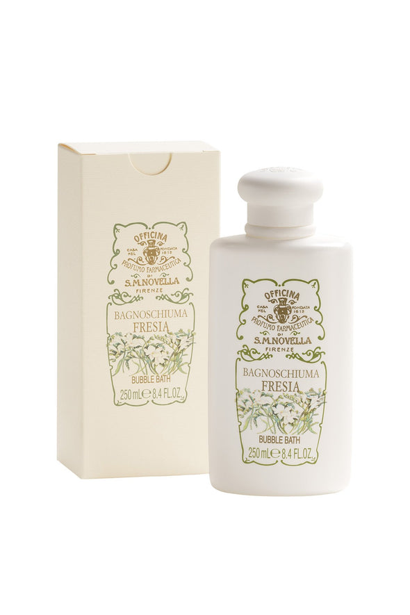 Santa Maria Novella FRESIA BUBBLE BATH 250 mL-Dunlin Home
