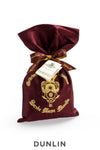 Santa Maria Novella - Maroon Silk Pot Pourri Bag-Dunlin Home