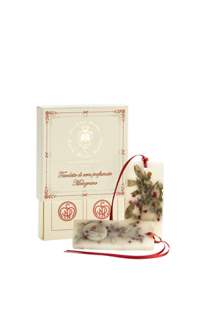 Santa Maria Novella MELOGRANO SCENTED WAX TABLETS - box of 2 pcs-Dunlin Home