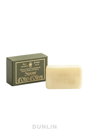 Santa Maria Novella OLIVE OIL SOAP BOX of 1 pc-Dunlin Home