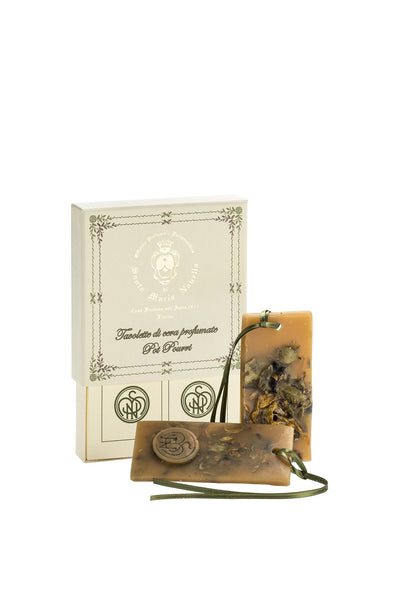 Santa Maria Novella POT POURRI SCENTED WAX TABLETS - box of 2 pcs-Dunlin Home
