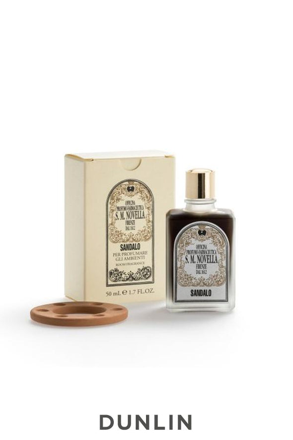 Santa Maria Novella - Sandalwood Room Fragrance-Dunlin Home