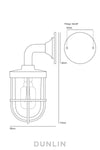 Ketch Yacht Wall Light - DUNLIN™ Home Australia - 3