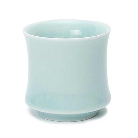 Chinese Bamboo Ceramic Large Tea Cup