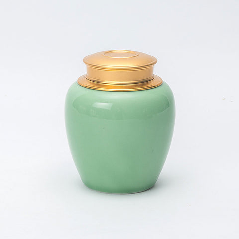 Chinese Fine and Beautiful Top Ceramic Tea Caddy