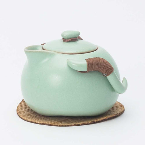 Chinese Funky Afternoon Ceramic Tea Pot For Gifts