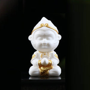 Chinese Great Sage Equalling Heaven Sun Wukong Creative Ceramic Ornaments For Gifts Online