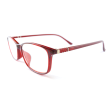 Load image into Gallery viewer, Maroon Reading Glasses | Blue Lenses
