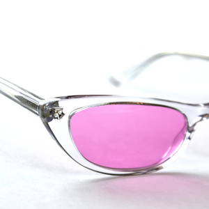 Vogue Pink Sunglasses