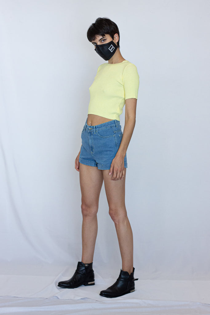 Top Soshiki Yellow