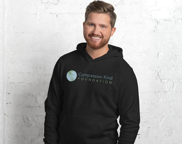 Compassion Kind Unisex hoodie - Humane Apparel