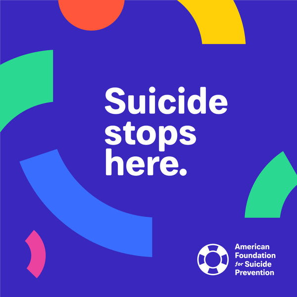 suicide stops here