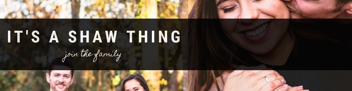 Shaw Thing YouTube header