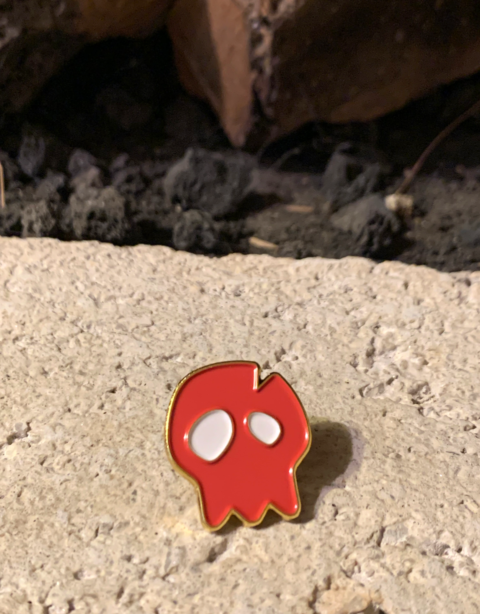 Chip Enamel Pin