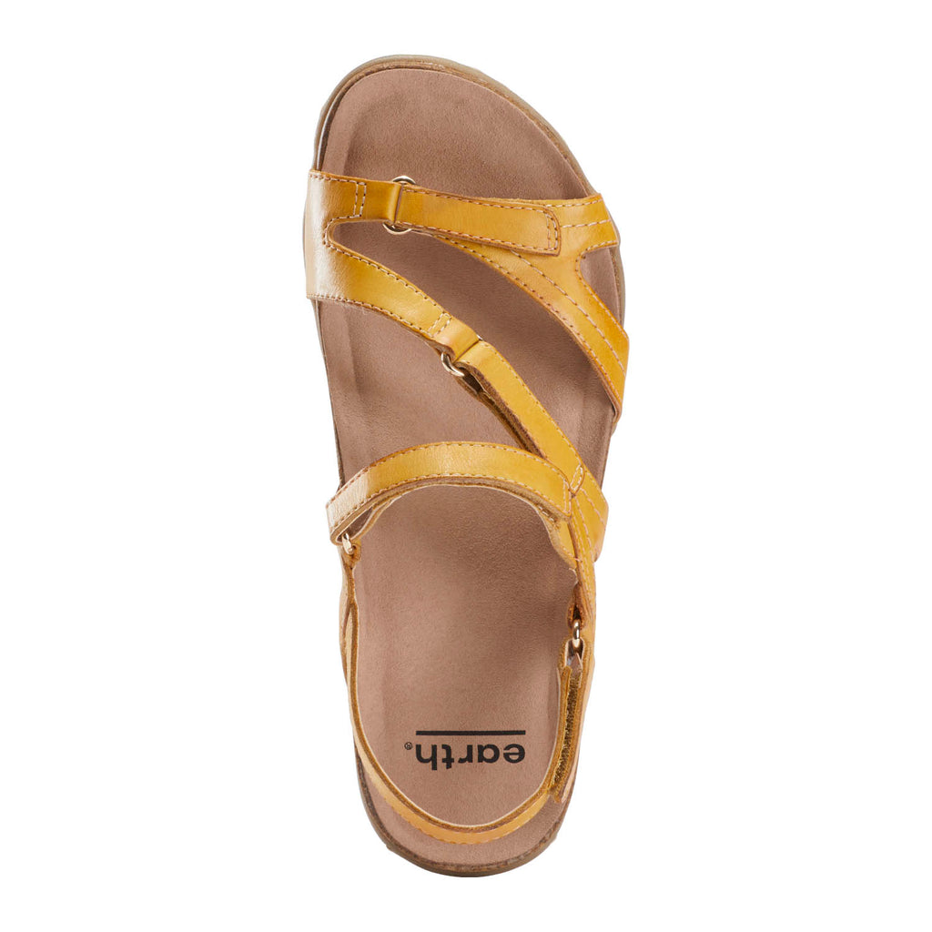 Earth Shoes Canada | Earth Shoes Sand Oahu | Women's Comfort Soft Leather Shoes  | Earth Shoes