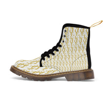 Load image into Gallery viewer, 📮📦 LV WEAR (LOVE edition/gold on white) Women's Martin Boots