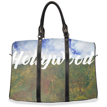 "Load image into Gallery viewer, ""Hollywood"" travel / hand / carry on bag (w/removable shoulder strap)"