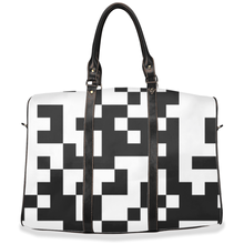 "Load image into Gallery viewer, "" Qutie "" travel / hand / carry on bag (w/removable shoulder strap)"