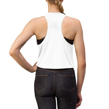 "Load image into Gallery viewer, "" Perspective "" (Yin and Yang) Women's Crop top"