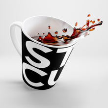 "Load image into Gallery viewer, "" STFCUP "" Latte mug"