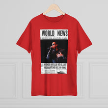Load image into Gallery viewer, World News LUDACRIS Unisex Deluxe T-shirt
