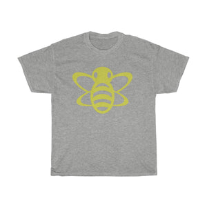 """Beyhive"" (Yellow Bee / Beyonce inspired) Unisex Heavy Cotton Tee"
