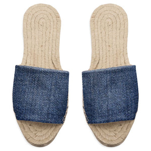 Jeanly Flat Espadrille