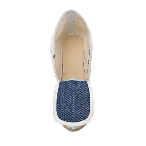 Jeanly Wedge Espadrilles