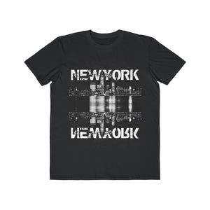 """ New York Drip "" Lightweight Unisex Fashion Tee"