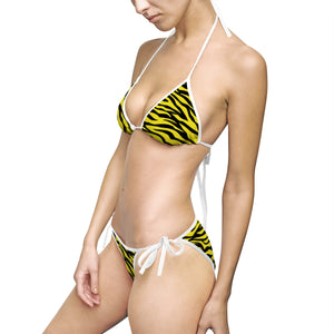 """Scratch"" women's bikini swimsuit"