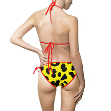 "Load image into Gallery viewer, ""Sting"" women's bikini swimsuit"