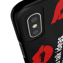 "Load image into Gallery viewer, ""Talk"" Case Mate Tough Phone Case (see description for phone compatibility)"