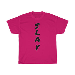 """ Slay "" Unisex Heavy Cotton Tee"