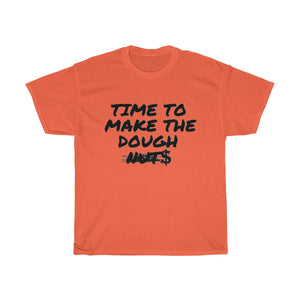 """ Time To Make the Doughnuts"" Unisex Heavy Cotton Tee"