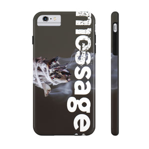 mesSAGE Case Mate Tough Phone Case (see description for phone compatibility)