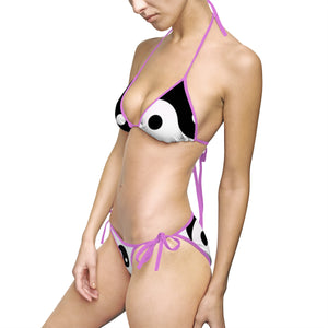 Yin and Yang Women's Bikini Swimsuit