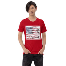 Load image into Gallery viewer, Census 2020 Short-Sleeve Unisex T-Shirt