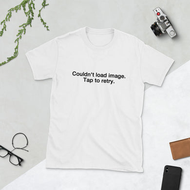 Couldn't load image... Short-Sleeve Unisex Tee
