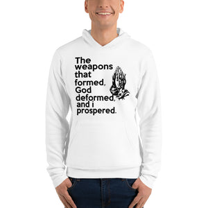 The Weapons That Formed.... Unisex hoodie