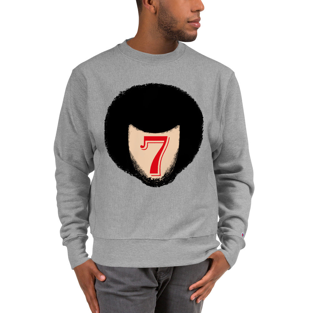 🌠 Colin Kaepernick 7 Inspired Champion ™ Sweatshirt