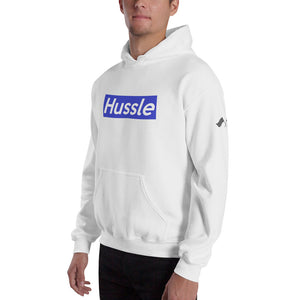 """ Hussle / To Be Continued.. "" Hooded Sweatshirt 🌠"