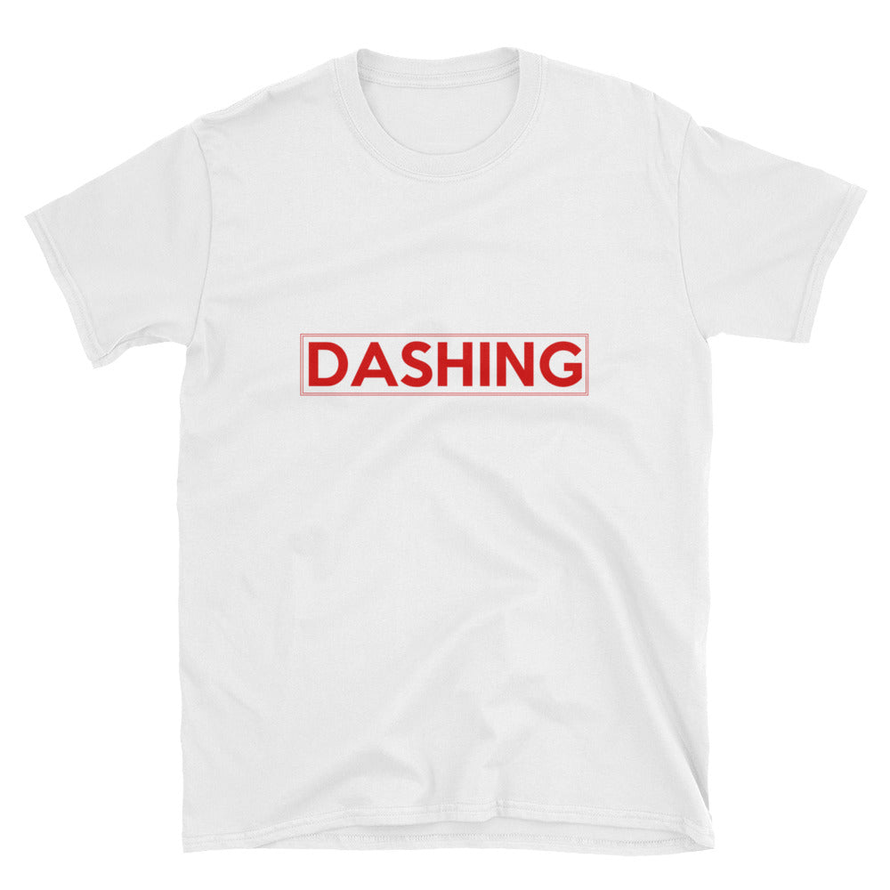 Dasher shirt short-sleeve unisex t shirt Dasher tee