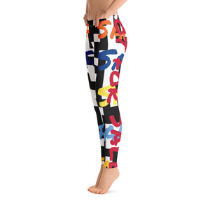 "Qutie ""Not For Sale"" Leggings"