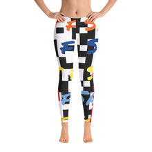 "Load image into Gallery viewer, Qutie ""Not For Sale"" Leggings"